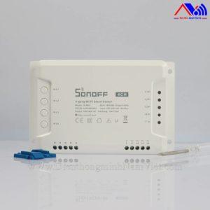công tắc wifi 4 kênh