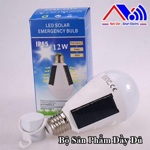 bóng đèn tích điện